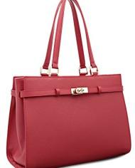 BOVARI-sac–main-Jackie-cuir-de-veau–imprim-saffiano-37x27x16cm-rouge-0-0