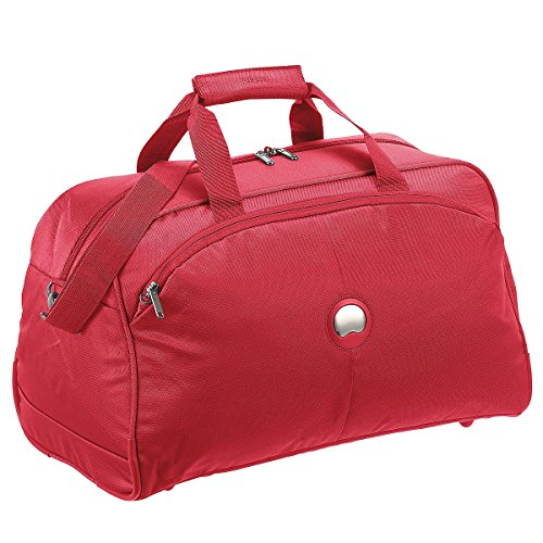 Delsey-Bagage-Cabine-Ulite-Classic-50-L-Rouge-0