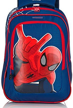 Disney-by-Samsonite-Sac--Dos-Enfants-Marvel-Wonder-Backpack-M-235-L-Multicolore-Spiderman-Power-62302-4402-0