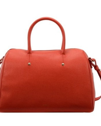 Furla-Sac--main-pour-femme-orange-One-0