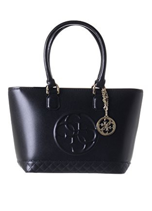 GUESS-Amy-Small-Tote-Black-0