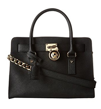 Michael-Kors-Black-Wide-Hamilton-Womens-Shoulder-Bag-0