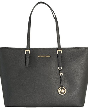 Michael-Kors-Sac-Epaule-Jet-Set-Travel-30T5GTVT2L-Noir-0