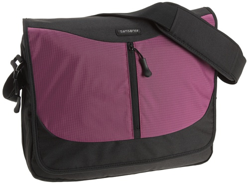 Samsonite-Urbnation-Laptop-Messenger-Exp-Sac-ordinateur-Fuchsia-0