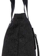 Calvin-Klein-Jeans-LARA-CITY-SHOPPER-shoppers-femmes-Noir-Noir-40x13x26-cm-B-x-H-x-T-EU-0-0