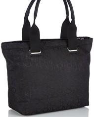 Calvin-Klein-Jeans-LARA-CITY-SHOPPER-shoppers-femmes-Noir-Noir-40x13x26-cm-B-x-H-x-T-EU-0
