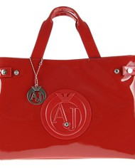 Armani-Jeans-Sac-Vernis-Femme-05291-55-A4-Rosso-Red-Tu-0