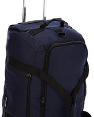 Delsey-1050295009-Trolley-Sac-a-Dos-Bleu-Kaki-0