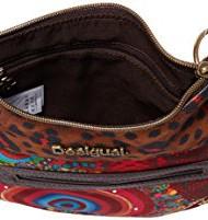 Desigual-Bols-Fun-Circus-Bandolera-Sac-bandoulire-Multicolore-3000-Carmin-Taille-Unique-0-3
