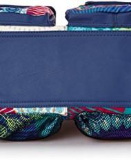 Desigual-Bols-London-Floreada-Carry-Sac-bandoulire-Multicolore-5060-Azul-Niza-Taille-Unique-0-2