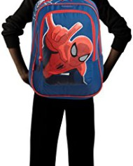 Disney-by-Samsonite-Sac–Dos-Enfants-Marvel-Wonder-Backpack-M-235-L-Multicolore-Spiderman-Power-62302-4402-0-2