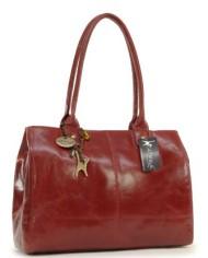Grand-sac–main-Kensington-sign-Catwalk-Collection-Rouge-0