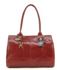 Grand-sac–main-Kensington-sign-Catwalk-Collection-Rouge-0-7
